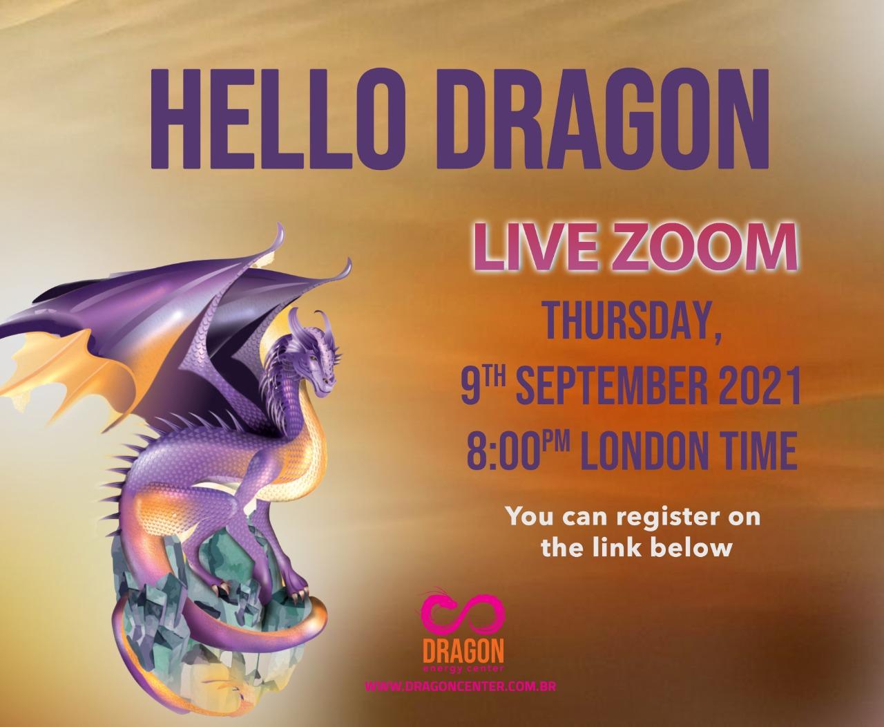 9th September, 2021, 8pm London Time