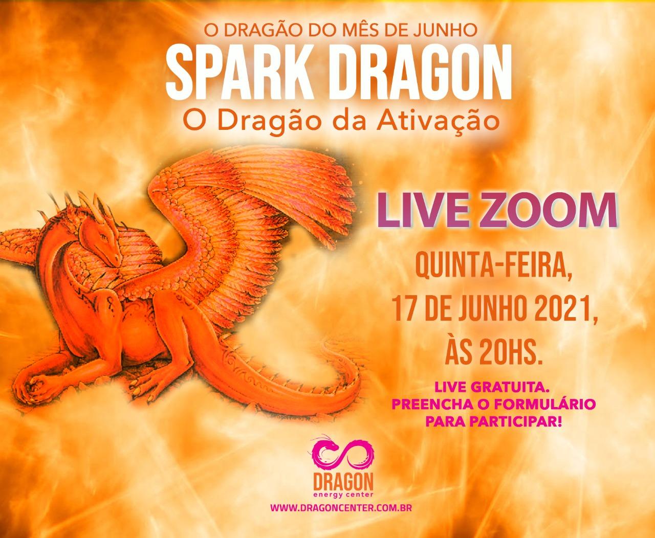 LIVE DRAGÃO DO MÊS - SPARK DRAGON