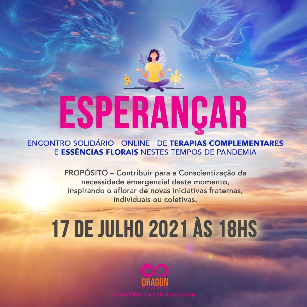 17 de Julho/2021, 18hs